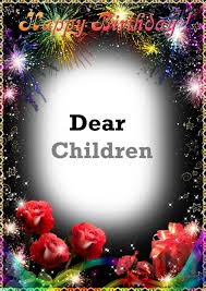 beautiful greetings birthday wishes for children nicewishes