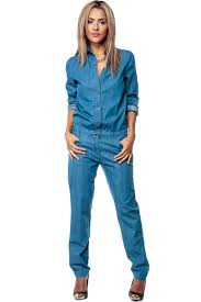 sleeve denim jumpsuit sleeve denim jumpsuit