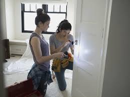 reparation armoire de cuisine reparer un trou dans une porte vos idées de design d intérieur