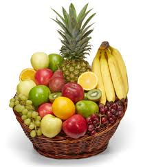fruit baskets premium fruit basket at from you flowers