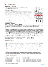 Example Of Healthcare Resume by Medical Resume Template Want To Be A Audiology Clinical