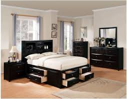 bedroom 5 piece black leather bedroom sets combining the