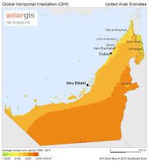 map of the uae file solargis solar map united arab emirates en png wikimedia