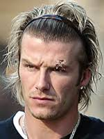hairband men david beckham s hair highs and lows