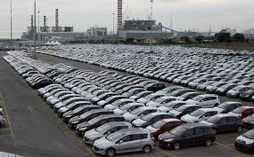 auto port peugeot stock of unsold cars port of civitavecchia italy img 14