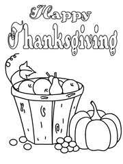 free printable thanksgiving coloring cards cards create print