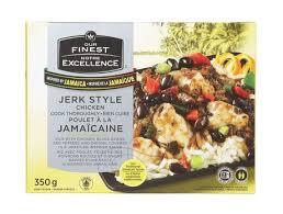 cuisine jamaicaine our finest style chicken walmart canada