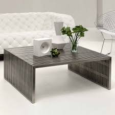 Silver Sofa Table Coffee Tables Appealing Living Room Sofa Glass Coffee And End