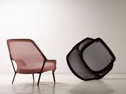 Traditional Armchairs Vitra Slow Chair