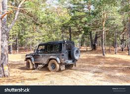 land rover defender 2016 samara russia circa 2016 land rover stock photo 553972867