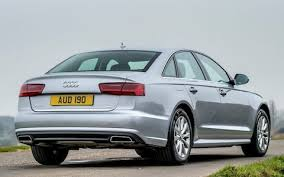 audi s6 review top gear audi a6 review one of the quietest cars on sale