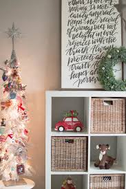 christmas home tour part one u2014 house of five