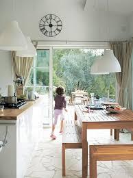 French Homes Interiors Faktum Abstrakt Cucina Componibile Bianco Lucido Melodi Lampada