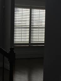 plantation shutters do they look too small