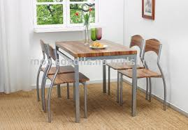 home design 85 exciting metal dining room tables