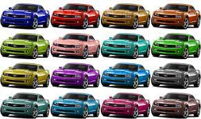 paint colors for cars 2018 2019 car release specs price