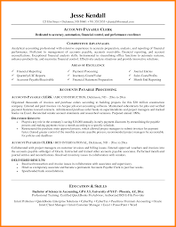Clerical Resume Examples File Clerk Resume Cbshow Co