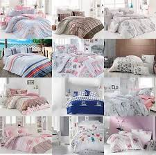 soft bed sheets floral duvet cover 100 cotton soft bedding set reversible queen