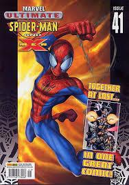 ultimate spider man men