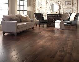 Cream Velvet Sofa Interior Fancy Living Room Decoration Using Oak Hardwood Flooring