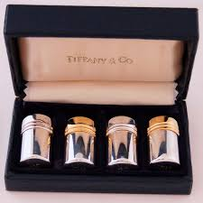 vintage tiffany u0026 co sterling silver 925 salt u0026 pepper shakers