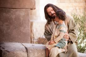 jesus teaches that we must become as little children dpi with