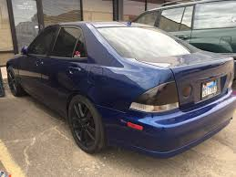 lexus is300 texas is300 high compression e85 turbo ms3x clean up sleeper build