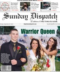 the pittston dispatch 09 23 2012 by the wilkes barre publishing