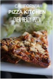 California Pizza Kitchen Annapolis by Dinner In 12 Minutes With California Pizza Kitchen Oven Ready