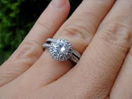 tacori halo engagement rings engagement rings tacori halo engagement ring with band