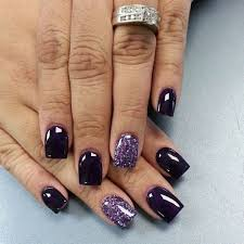 30 trendy purple nail designs you to see