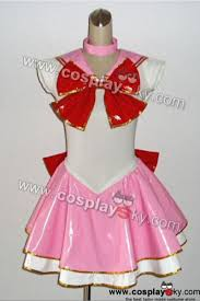 sailor moon chibi moon cosplay costume pvc version cosplaysky com