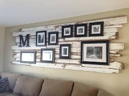 Home Goods Wall Decor by Best 10 Rustic Wood Wall Decor Ideas On Pinterest Recycled Wood