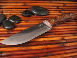 Tamahagane Kitchen Knives Zubeng Forge Tamahagane Hunter Fort Henry Custom Knivesfort