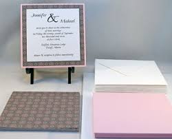 diy invitation kits ca uncommon more diy wedding invitation kits