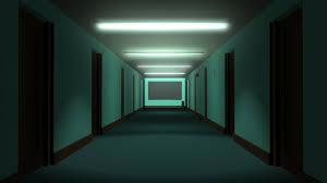 corridor lighting void canvas studio corridor scene lighting test