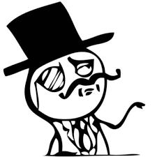 Gentleman Meme - stick figure gentleman blank template imgflip