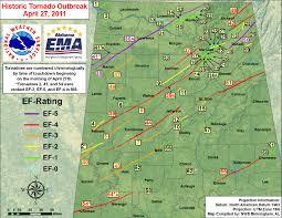 Florida Tornado Map by Looking Back 5 Years Ago Today U2026 April 27 2011 Tornado Disaster