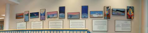 amazing diy art display panels modern rooms colorful design