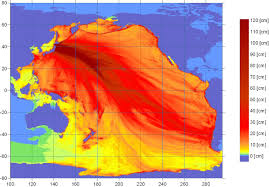 Washington State Earthquake Map by Map Of California Areas That Could See Tsunami Photos Huffpost