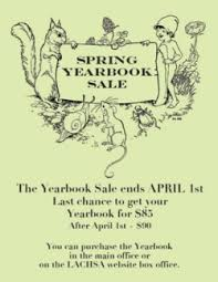 yearbooks for sale l a county high school for the arts