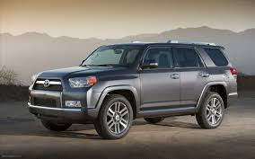 toyota limited toyota 4runner limited 2011 widescreen exotic car wallpaper 03 of