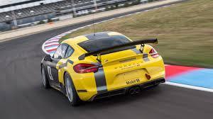 porsche cayman racing porsche cayman gt4 clubsport 2017 review by car magazine