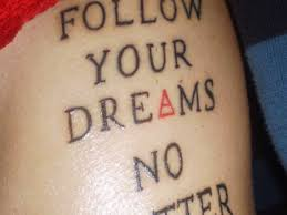 top text tattoos qoutes 2013 for tattoomagz