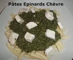 cuisine pates un tour en cuisine rapide 164 pâtes epinards fromage de chèvre