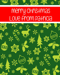 custom christmas wrapping paper christmas wrapping paper personalised party invitations custom
