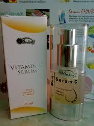 Serum Vitamin C Wajah serum vitamin c herbanisa bogor