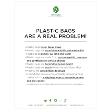 United Bag Policy Reasons Why Plastic Bags Should Be Banned All About Plastic 2017