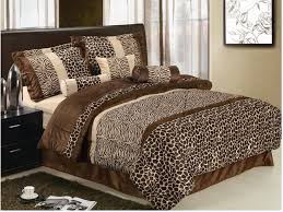 African Safari Home Decor Cheetah Print Wall Decor Leopard Bedroom Accessories Vinyl