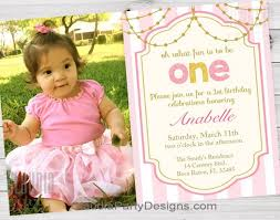 first birthday invitation card wordings images invitation design